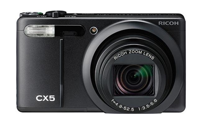 Ricoh CX5 Compact=