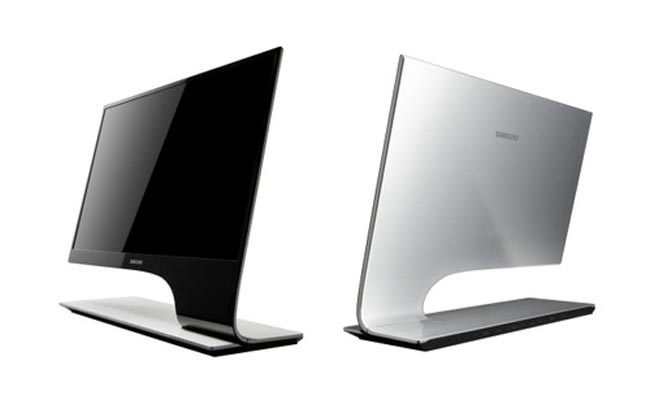 The Samsung 950 3D monitor can convert 2D to 3D, it will be available ...