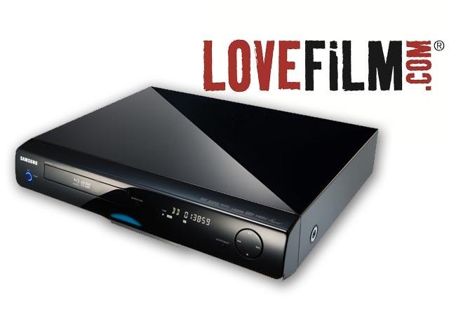 Samsung Lovefilm App