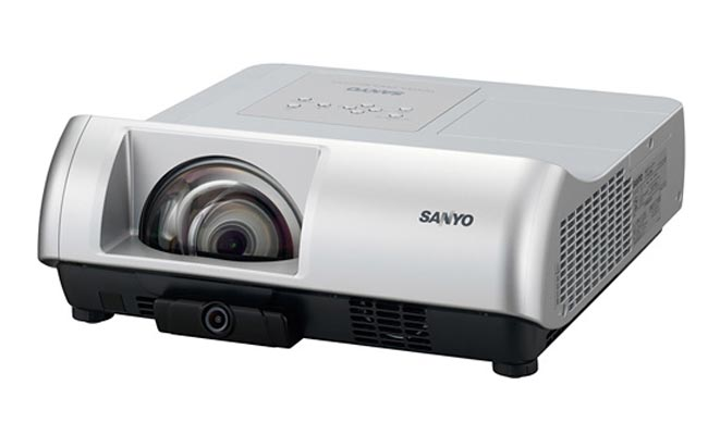 Sanyo Ultra-Short Throw Projector