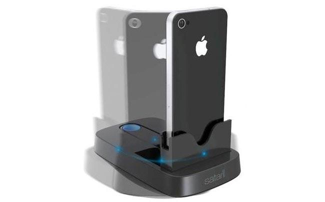 Satarii Star iPhone Camera Dock