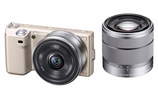 Sony Nex-5d