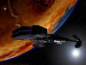 NASA Nerd Says Interstellar Travel Still A Long Way Off