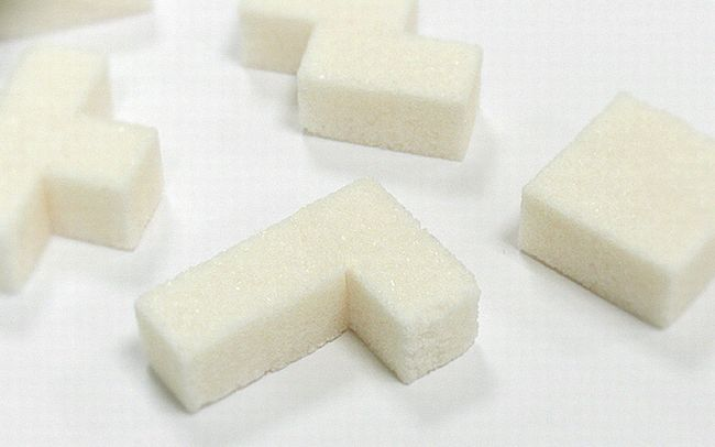 Tetris sugar