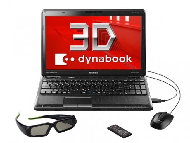 Toshiba dynabook 3D