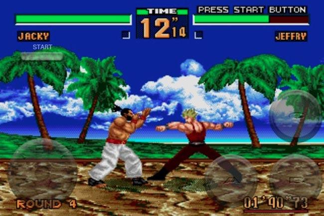 Vitua Fighter 2