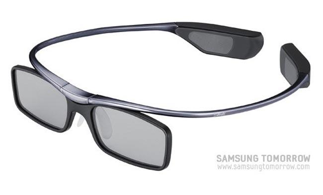 Worlds Lightest 3D Glasses