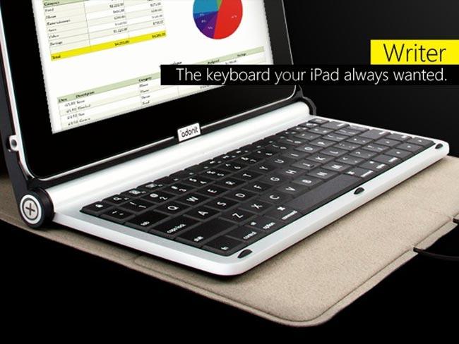 Writer iPad Keyboard