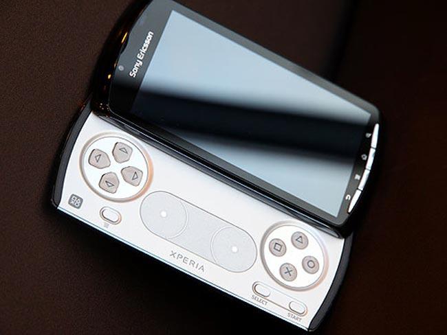 Xperia Play PlayStation Phone