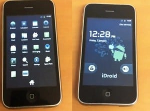 iPhone 3G Hacked To Run Android 2.3