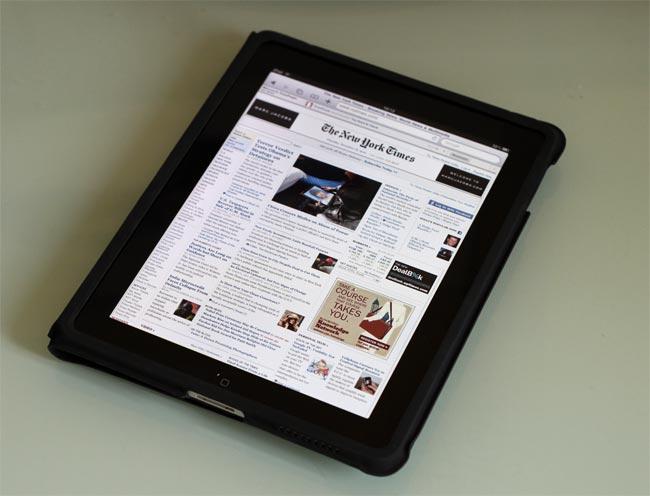 Rupert Murdoch's iPad Daily