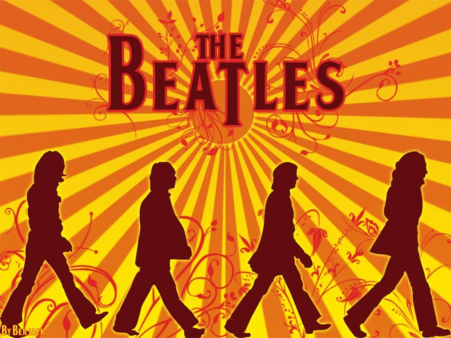 beatles itunes