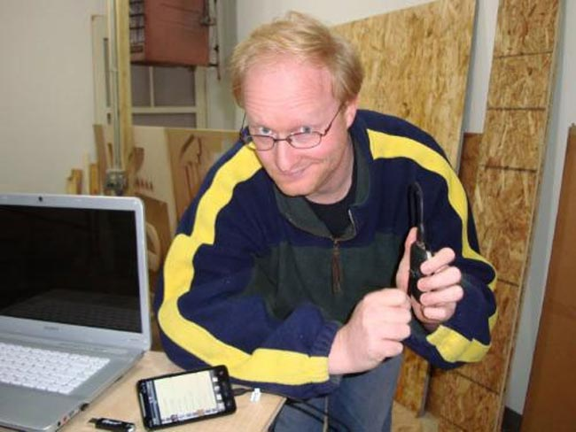 ben heck Android Smartphone Charger