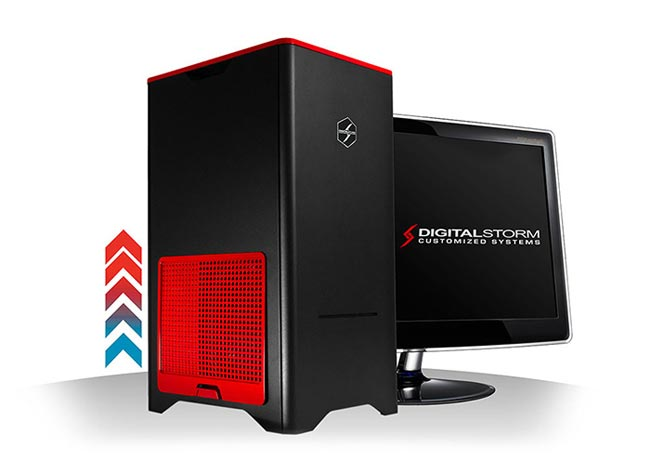 Digital Storm Enix PC
