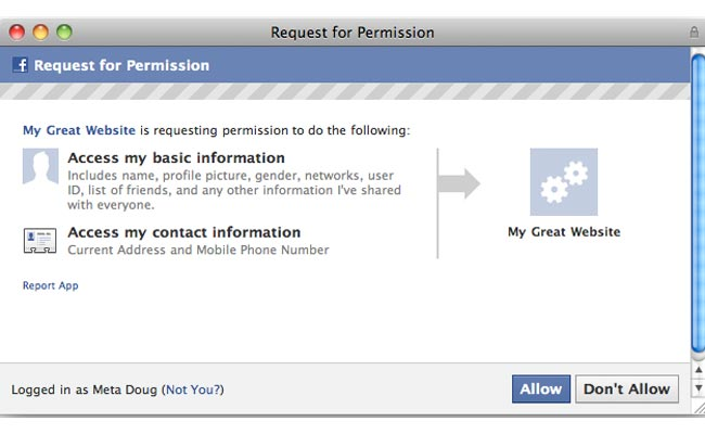 Facebook Wont Share Your Address And Phone Number With ...