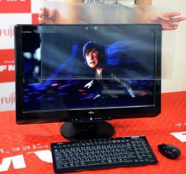 fujitsu 3d PC