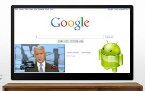 Android Market Coming To Google TV?