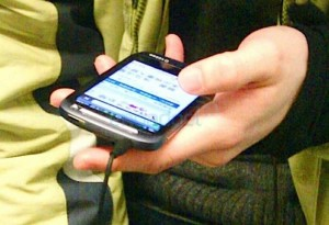 HTC Android Device