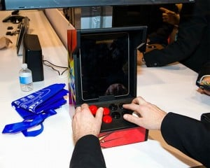The Real iCade Turns Your iPad Into An Old-School Arcade Machine