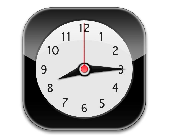 Apple Iphone Alarm Clock