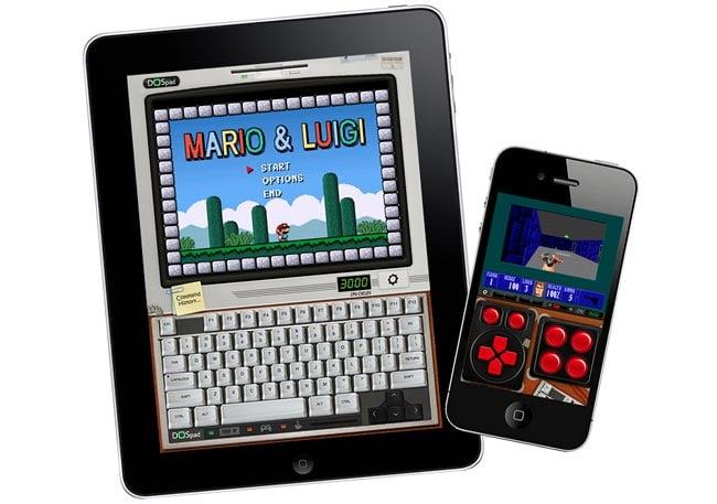ios DOS emulator