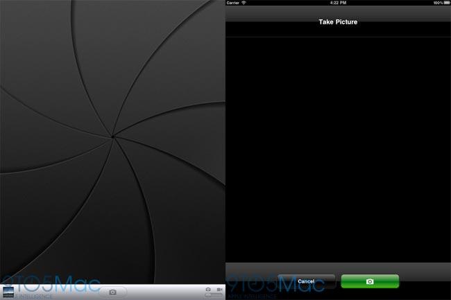 iPad 2 Camera
