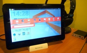 Notion Ink Adam UI gets Ported To Viewsonic Tablet (Video)