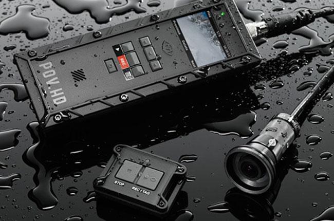 POV.HD Camcorder