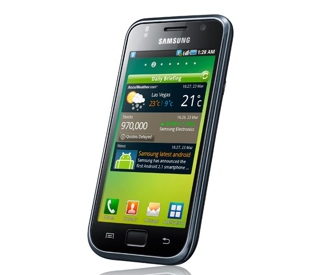 Review Hp Samsung Galaxy S 4G