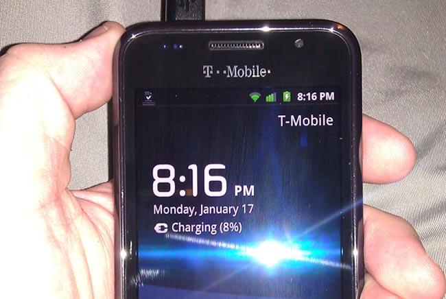 T-Mobile Samsung Vibrant 4G