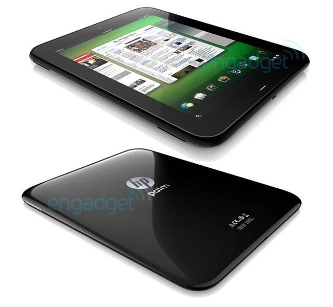 hp palm webos tablet