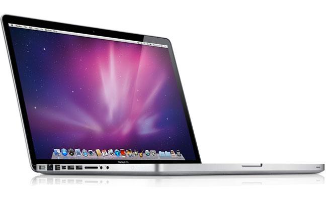 2011 MacBook Pro's Get Official