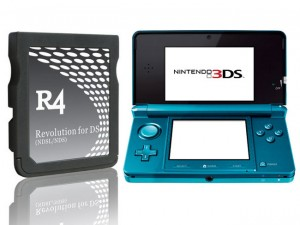 3DS R4 Card Hack
