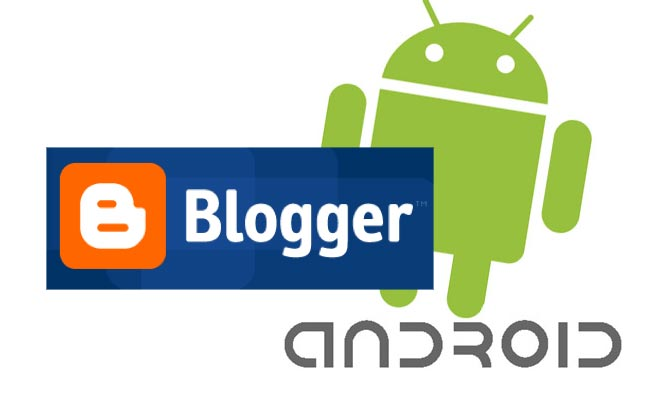 Android Blogger App