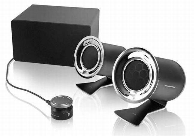 Antec speakers