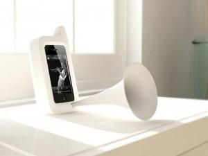 Arkcanary II iPhone Speaker