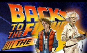 Back To The Future Episode 1 iPad Game Launches