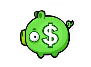 Bad Piggy Bank