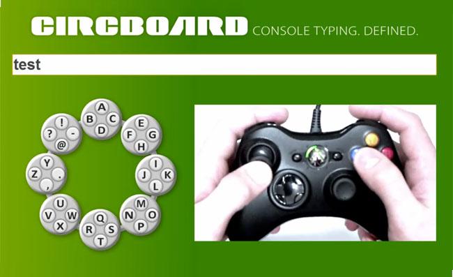 Circboard Keyboard
