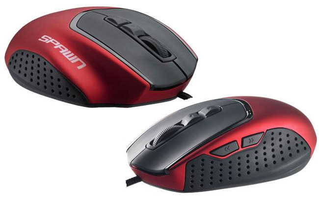Cooler Master Spawn Gaming Mouse