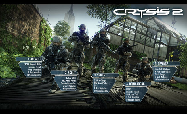 Crysis 2 Leaked File