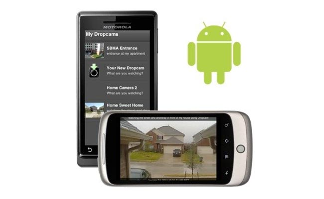 Dropcam Android App