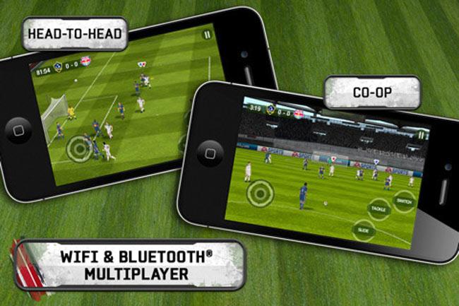 FIFA 11 iPhone