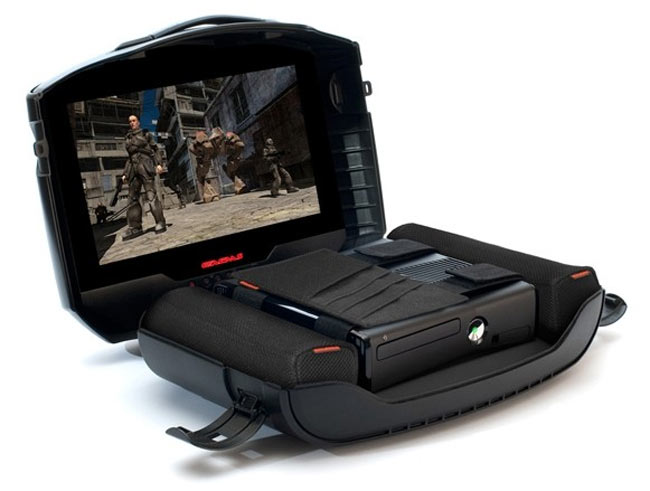 Self Contained G155 PS3 And Xbox Gaming Case