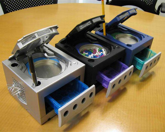Gamecube desk