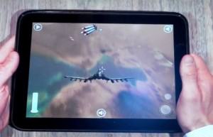 HP TouchPad webOS gaming