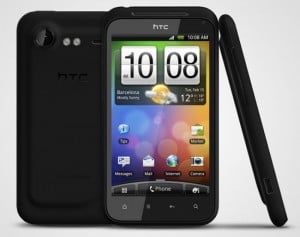 HTC Incredible S Shipping In The UK