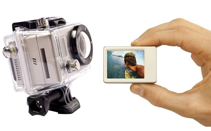 Hero Actioncam LCD Screen Module