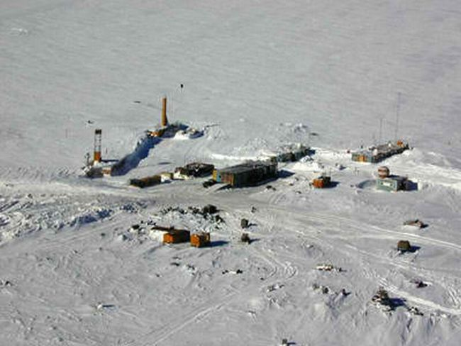 Ice Station Vostok