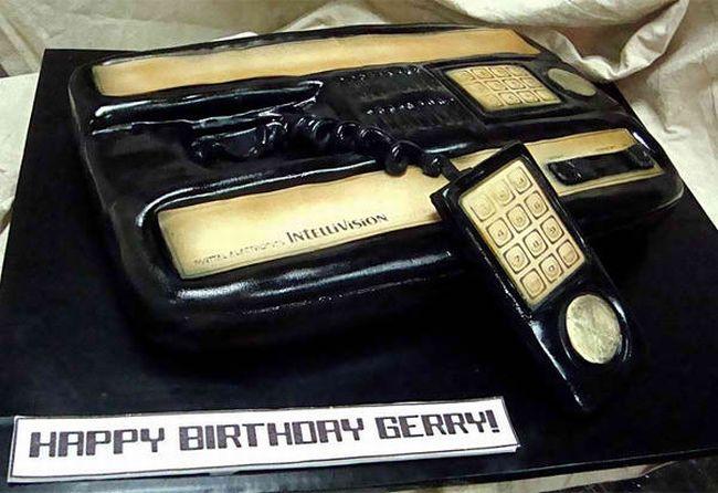 Intellivision Cake